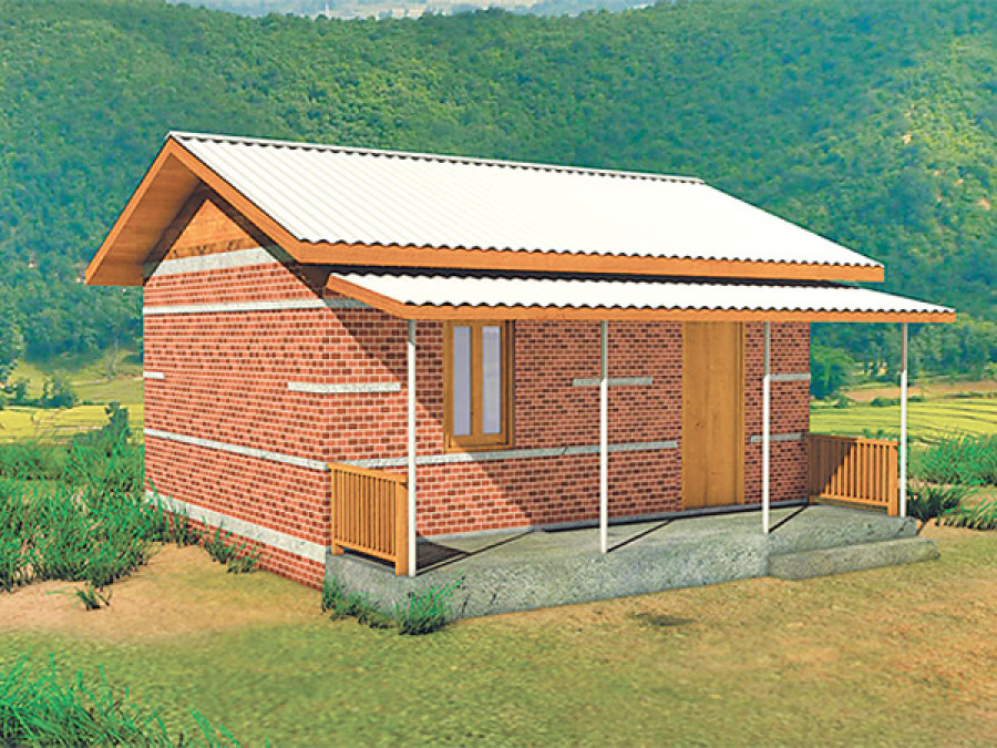 17 Earthquake Resistant House Designs Proposed