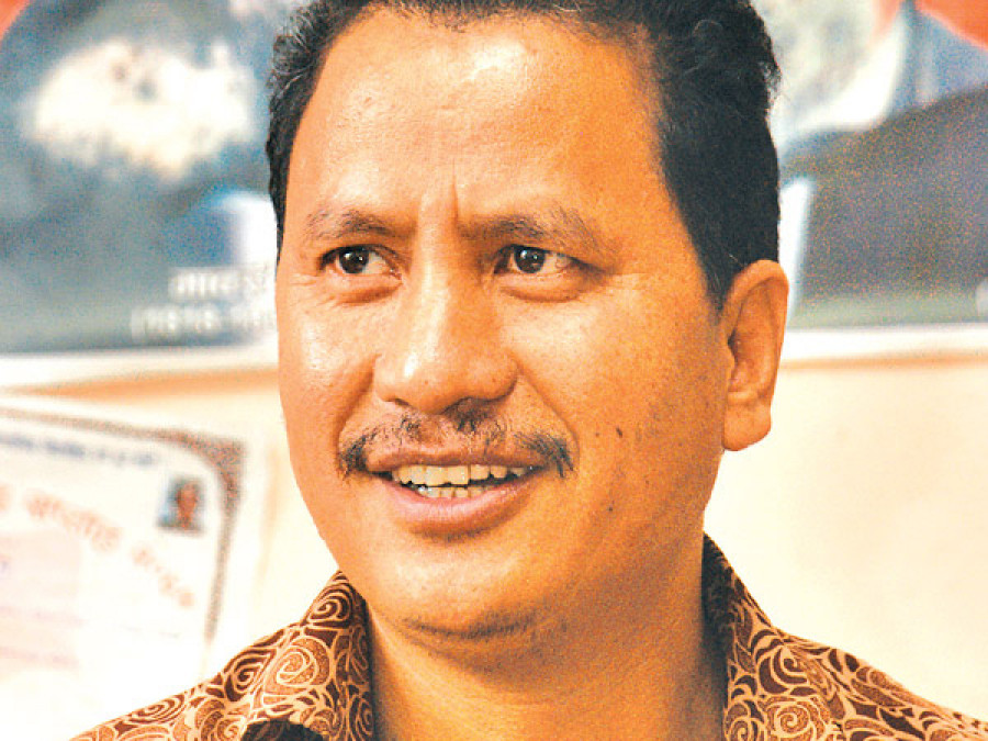 CPN Maoist turning into military force: Chand