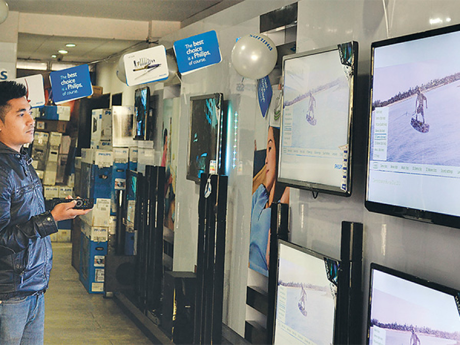 TV dealers expect sales boost during cricket WC