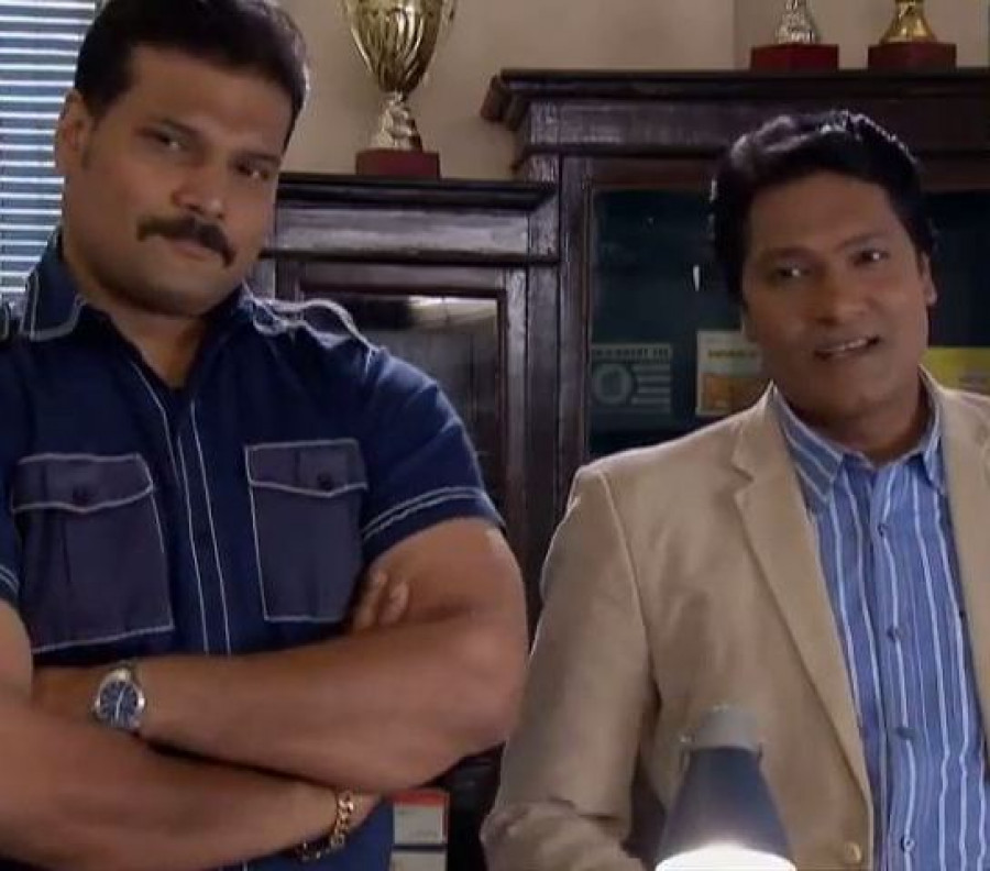 C I D' helped Dayanand Shetty find true friend