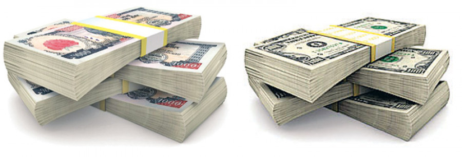 Weakening rupee against dollar a big worry for Nepali importers