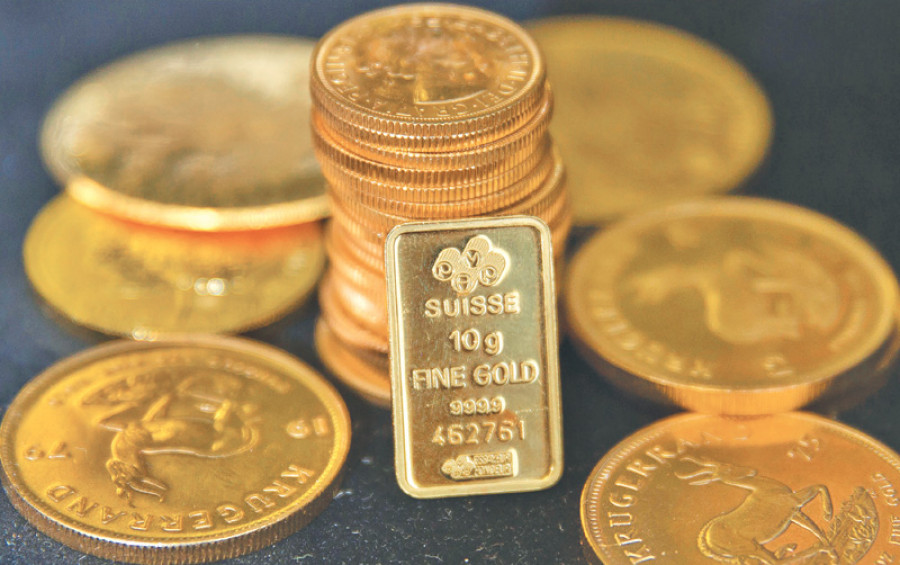 Gold Price Rises By Rs2 900 Per Tola In