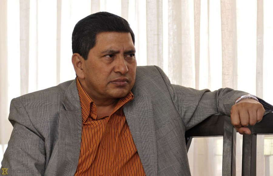 Shrestha quits as NCP spokesperson after dispute with PM Oli