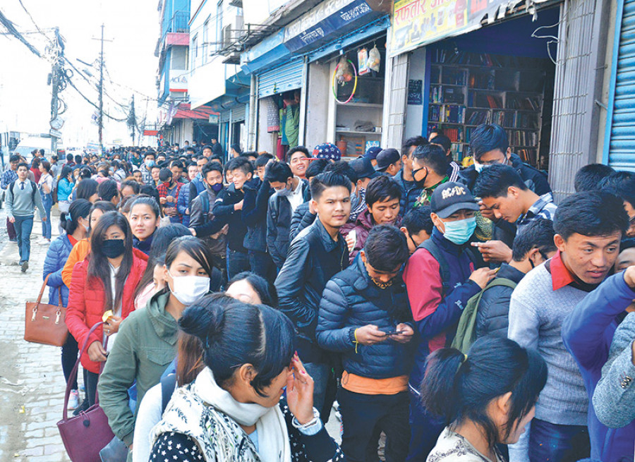South Korea allots 7,000 job quotas for Nepalis in 2019