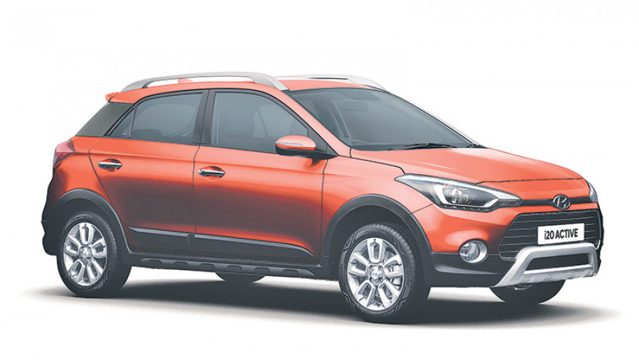 Hyundai i20 Active facelift arrives in Nepal