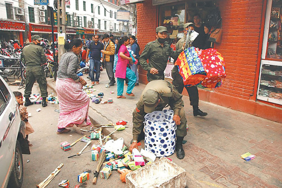 Fresh KMC drive to evict street hawkers