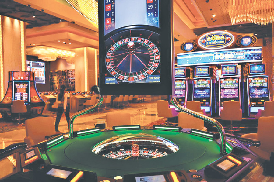 Casino Royale operating without valid licence