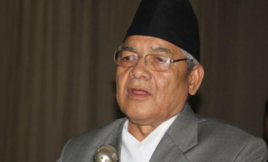 Ruling Nepal Communist Party decides to send Bamdev Gautam to National  Assembly