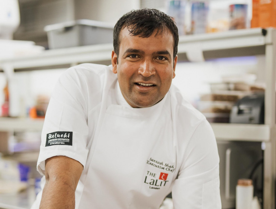 Nepali chef in London shoots for the stars