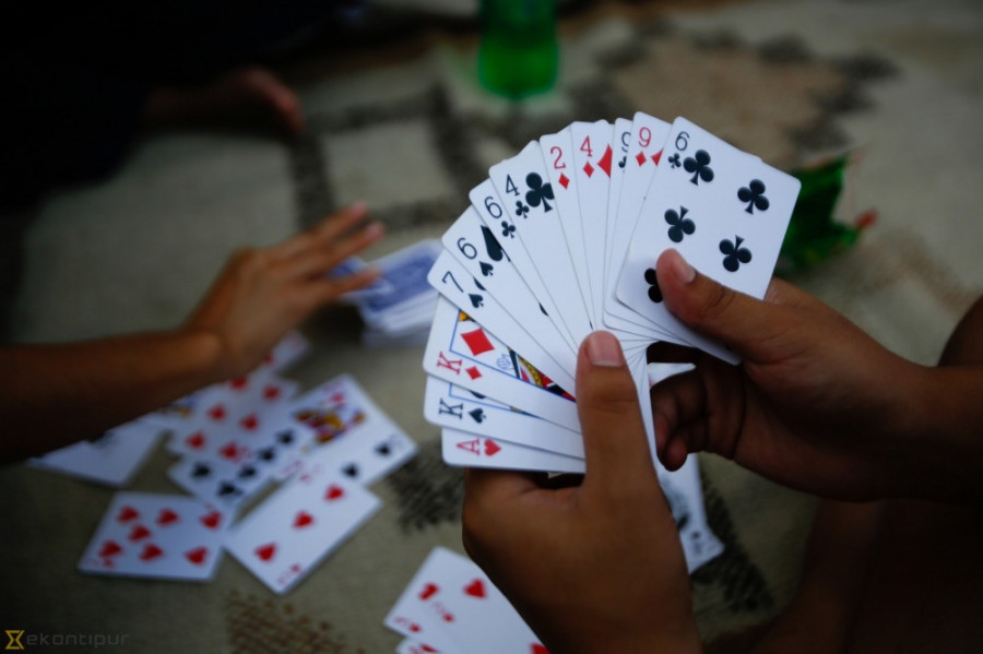 Police Step Up Crackdown On Illegal Gambling Dens