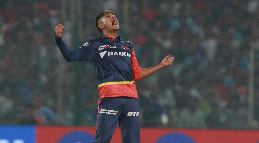 Globetrotting Lamichhane itching to cement his place in
