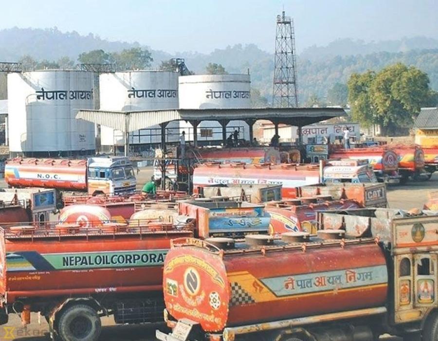 Nepal Oil Corporation to construct fuel storage plant in Surkhet