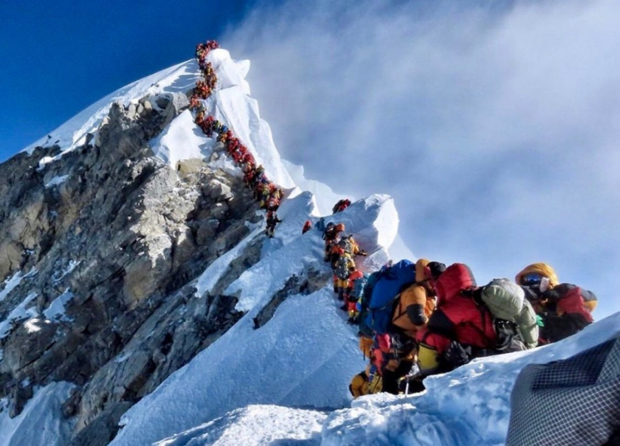 Nepal government puts all tourist visas on hold and cancels all spring climbing expeditions