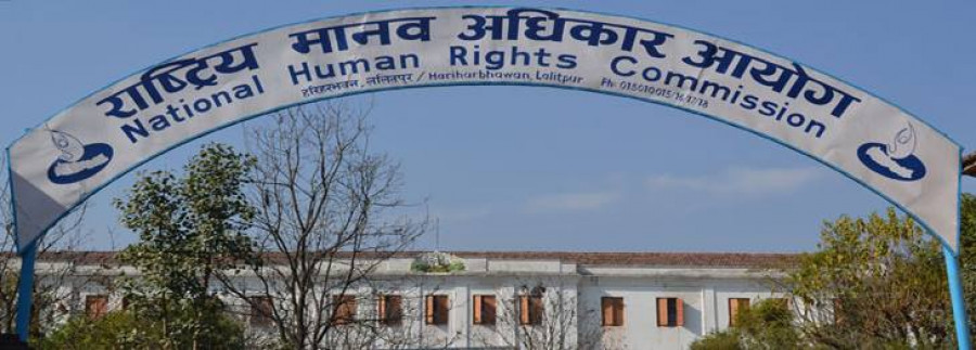 Rights commission expresses concern over death after rape incident in Rupandehi