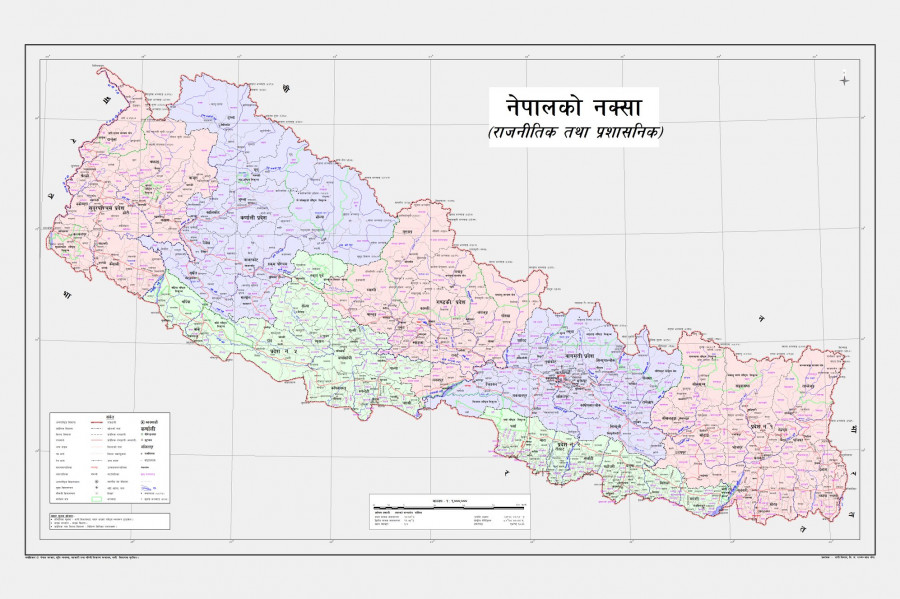 Government unveils new political map including Kalapani, Lipulekh and Limpiyadhura inside Nepal borders