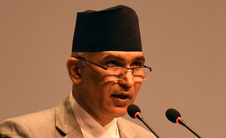 Bishnu Poudel as finance minister is the wrong man at the wrong place at  the wrong