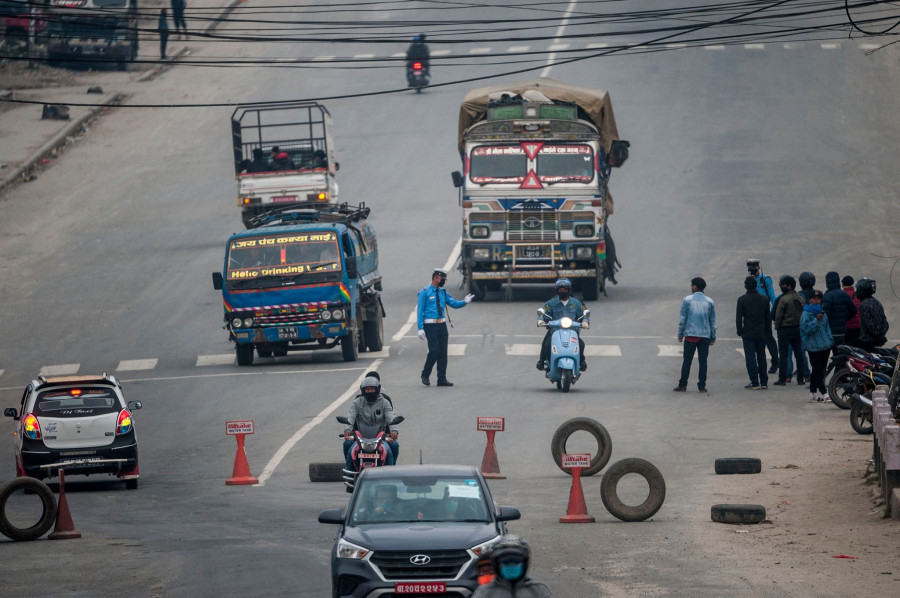 People found using ambulances, essential goods vehicles to smuggle drugs