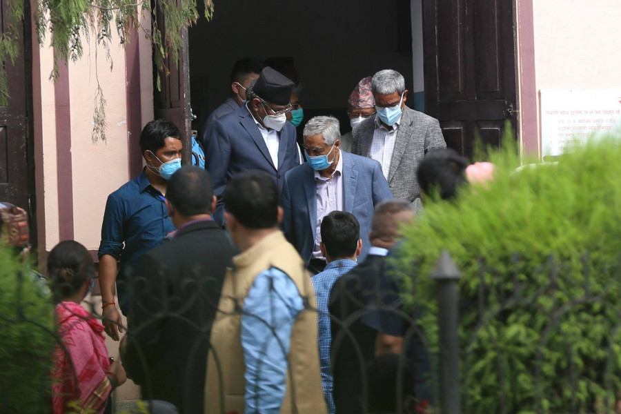 Opposition alliance files petition at Supreme Court demanding House reinstatement